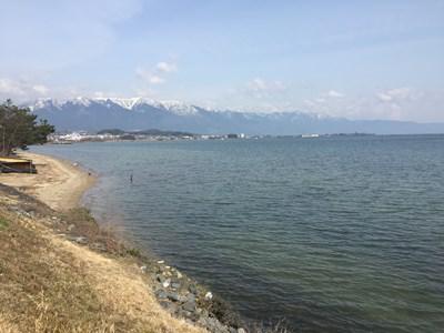 琵琶湖バス釣りポイント 真野川