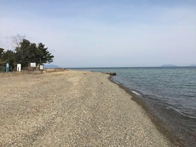 琵琶湖バス釣りポイント 今宿浜