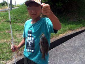淡路島バス釣り