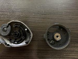 15 メタニウム DC XG メンテナンス
