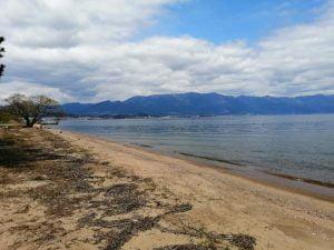 琵琶湖バス釣りポイント美崎公園
