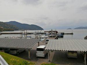 琵琶湖バス釣り堀切港