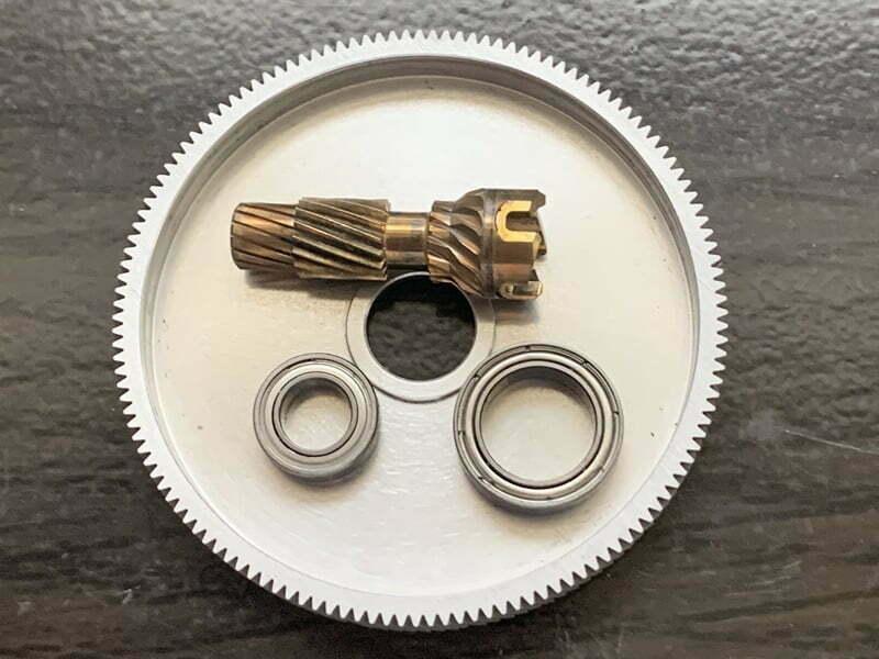 15メタニウムDC修理