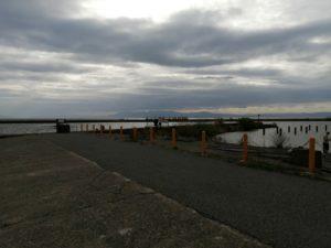2021琵琶湖おかっぱりバス釣り