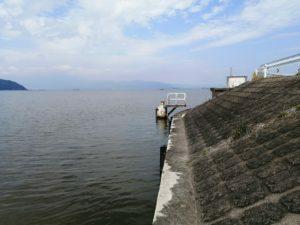 琵琶湖バス釣り_大同川
