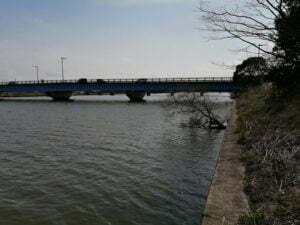 琵琶湖ポイント_水車橋